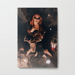 Helvegen Metal Print