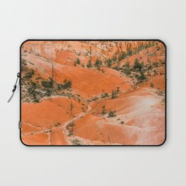 Bryce Canyon Hoodoos landscape on Queens Garden Trail Laptop Sleeve