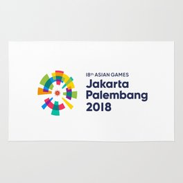 Asian Games 2018 Rug