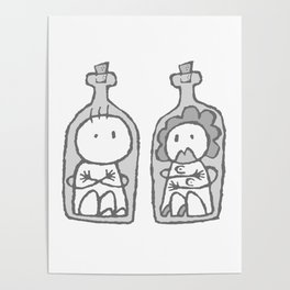 Safe space - Couple - No text Poster