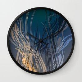 6418 Wall Clock