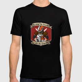 Lord Shaxx is the Crucible T-shirt