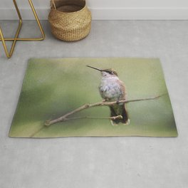Tiny Visitor Rug