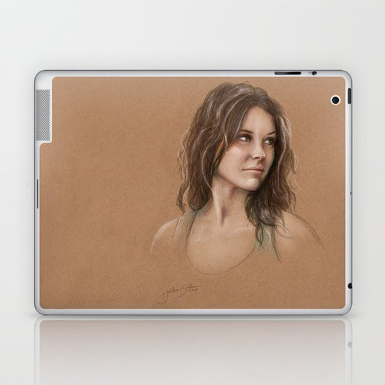 Kate Laptop & iPad Skin