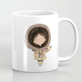 Cute eskimo Coffee Mug