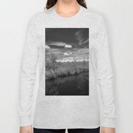 Cypress Cemetery Long Sleeve T-shirt