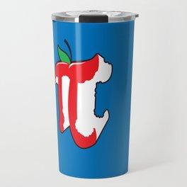 Apple Pi Travel Mug