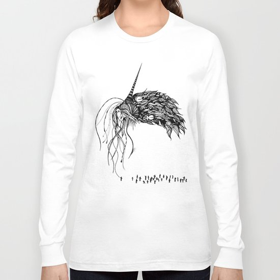 The Eldritch Long Sleeve T-shirt