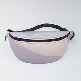 LAVENDER POLY Fanny Pack
