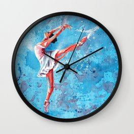 Graceful Wall Clock