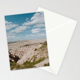 Red Shirt Table - Badlands National Park Stationery Cards