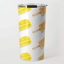 Colorful Popsicles - Summer Pattern Travel Mug