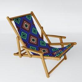 Magic Squares Sling Chair