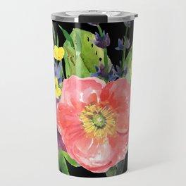 Floral Pick Travel Mug