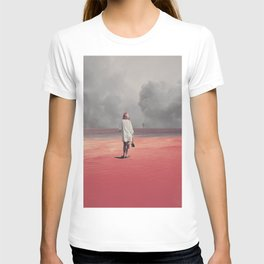 Watching you Leave me. Didn't want to T-shirt
