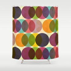 Sercuelar 2 Shower Curtain