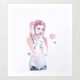 small piece 03 Art Print