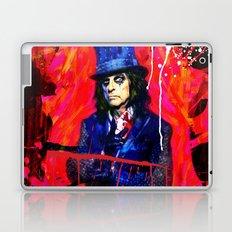 Alice Cooper Laptop & iPad Skin