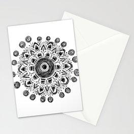 Messy Mandala No. 1 Stationery Cards