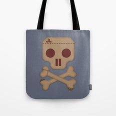 Paper Pirate Tote Bag