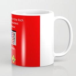 Make America 4 the Rich Again Coffee Mug