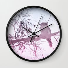 Silent Laughter Wall Clock
