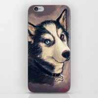 archer iPhone & iPod Skins featuring Archer by pandatails