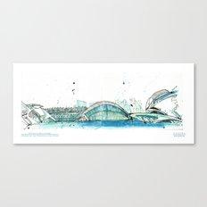 DD Canvas Print