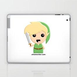 Kokeshi Legend Of Link Laptop & iPad Skin