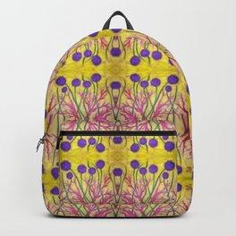 Alien Flora Backpack