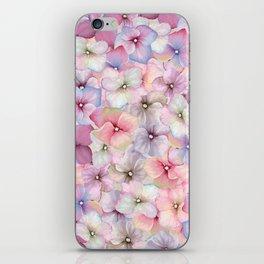 Pastel Floral Pattern iPhone Skin
