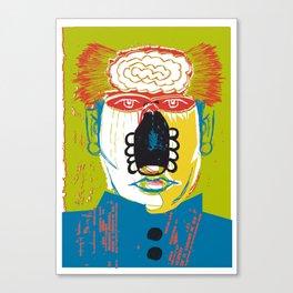 Mao Tse Tung Canvas Print