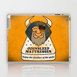 Odin - Odinsleep Mattresses Laptop & iPad Skin