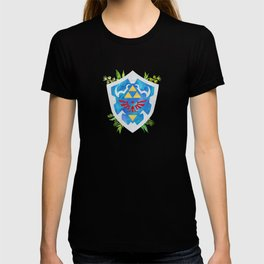 One Shield to Hyrule Them All T-shirt