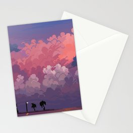 Beach Dreams Stationery Cards