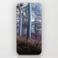 wanderlust iPhone & iPod Skins featuring Wanderlust by StayWild