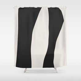 Bent Vases Shower Curtain