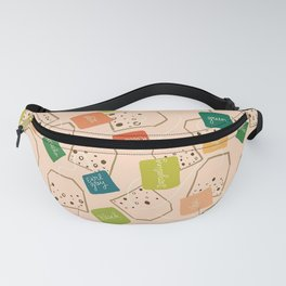 A Tangle of Teas Fanny Pack