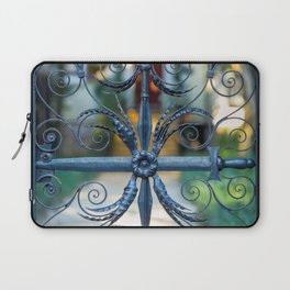 Sword Gate Laptop Sleeve