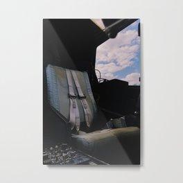 Take A  Seat Metal Print
