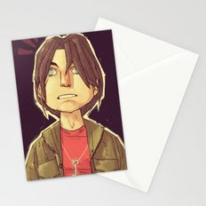 Eerie Indiana Stationery Cards