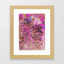 Mapping the Unmappable Framed Art Print