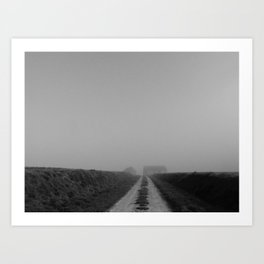 itmi 002 Art Print