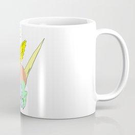 Rainbow Raptorcornfly Coffee Mug