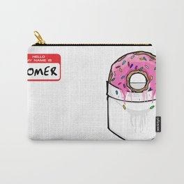Pocket Collection: Donut Springfield Carry-All Pouch