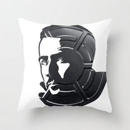 Edward Norton Throw Pillow