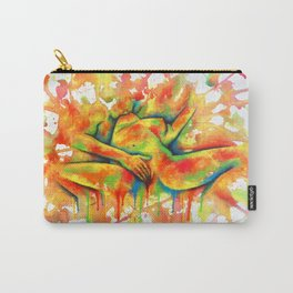 Colorful Climax Carry-All Pouch
