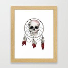 Skullcatcher Framed Art Print