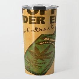 Vintage poster - Dr. Poppy's Wonder Elixir Travel Mug