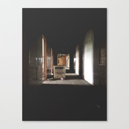 Linen Only Canvas Print